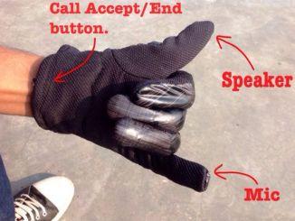 DIY无线蓝牙手套,简直是个大写的六