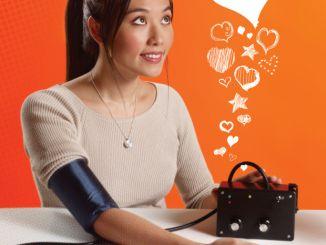智能远程血压计MAKE全纪录