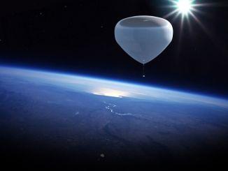 低成本玩一把太空的地球自拍