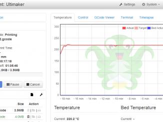 "3D打印机加个树莓派实现3D打印""云"""
