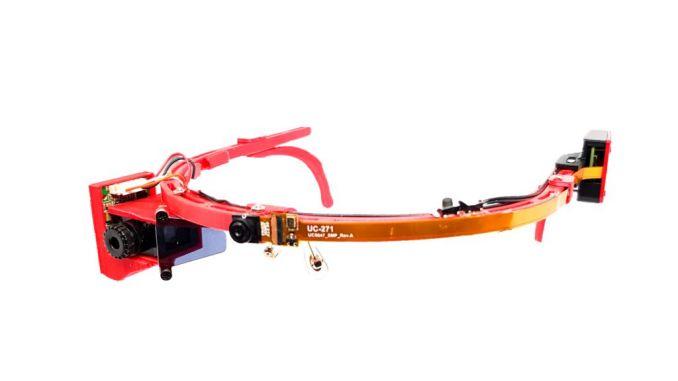 OpenEyeTap:基于树莓派的开源AR智能眼镜