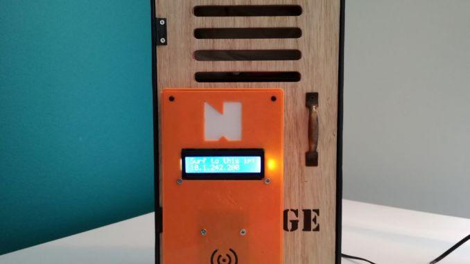 MAKER的衣柜:树莓派+RFID实现智能衣柜