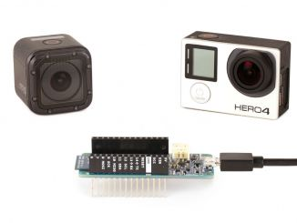 用 Arduino 自制 GoPro 无线控制器