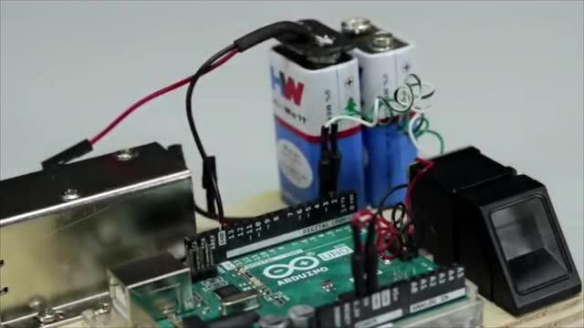 用 Arduino DIY 一套智能门锁