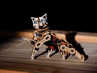 Petoi Nybble:树莓派猫奴玩家的福音