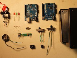用 Arduino DIY 无线点火器