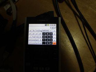 来给计算器刷个Android系统