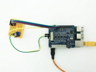 树莓派 + MCC 118 实现数据采集