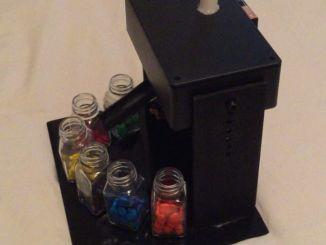 用 Arduino 制造全自动颜色分拣机