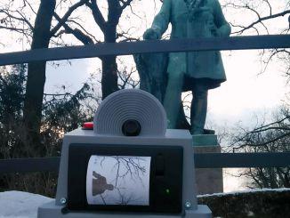 用树莓派制造一台拍立得相机
