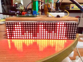 Arduino实现32分频音频频谱显示器
