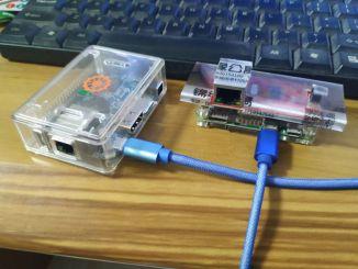 香橙派的USB/以太网应用