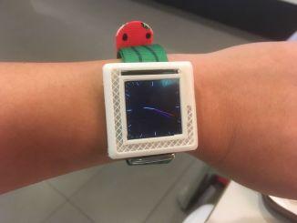 Arduino + 3D 打印 DIY 电子手表