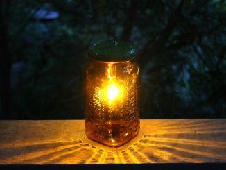 用 LED 灯丝手工制作一盏「罐头灯」
