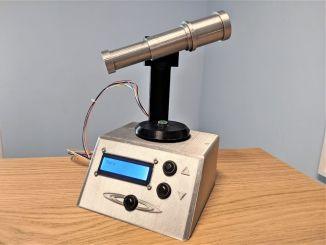 基于树莓派制造智能的行星观测器