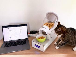 用树莓派制造智能萌宠喂食机