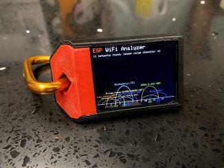 用 ESP32 制造便携式 IoT 显示器