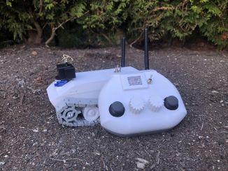 第一人称视角(FPV)遥控履带车