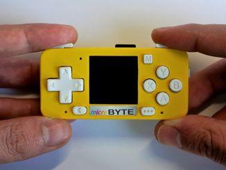 MicroByte:基于 ESP32 DIY 复古游戏机