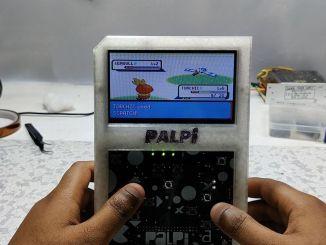 PALPi 复古游戏主机,基于树莓派 Zero